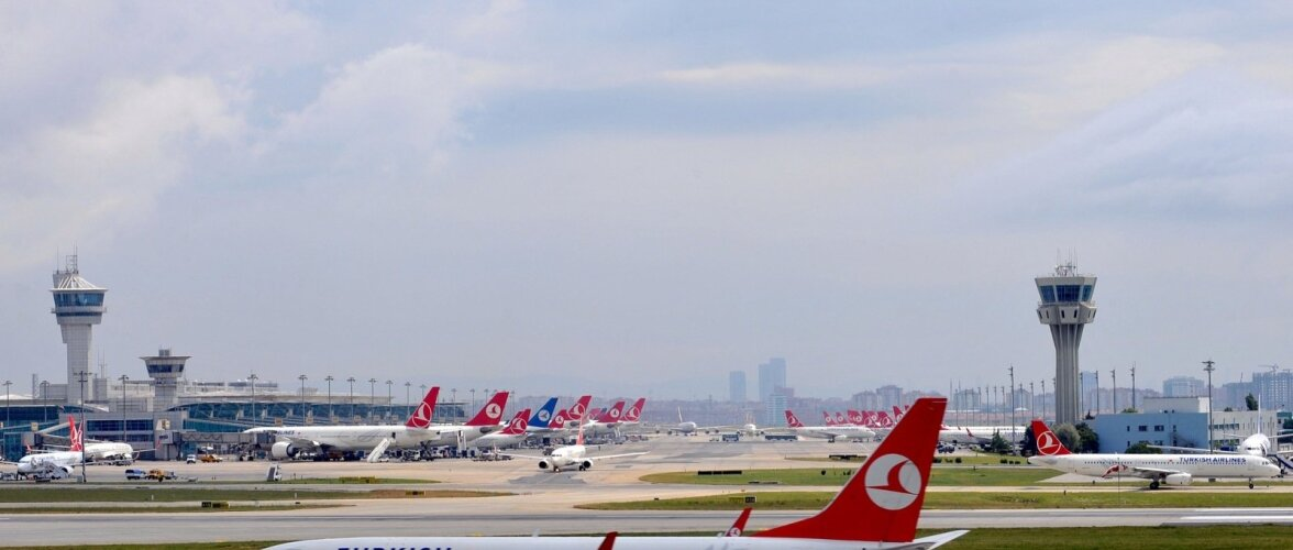 Istanbuli lennuväli