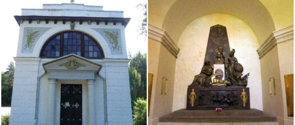 EESTI 100 AARET | Eestis on vaid üks mausoleum. Uuri järgi, kus!