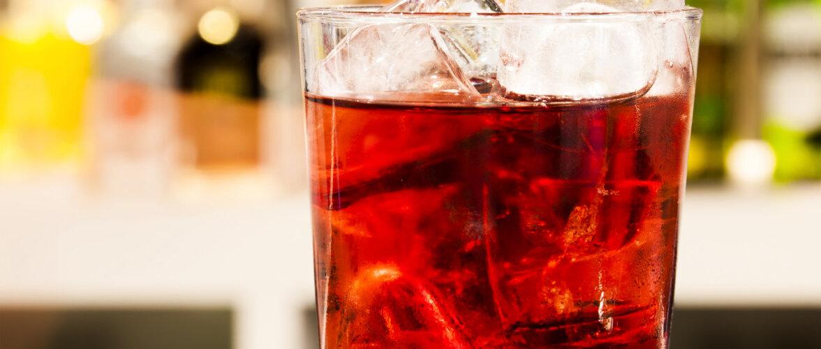 Ohtlik kombinatsioon! Kokteil, mis tekitab ajus kokaiiniga sarnase reaktsiooni