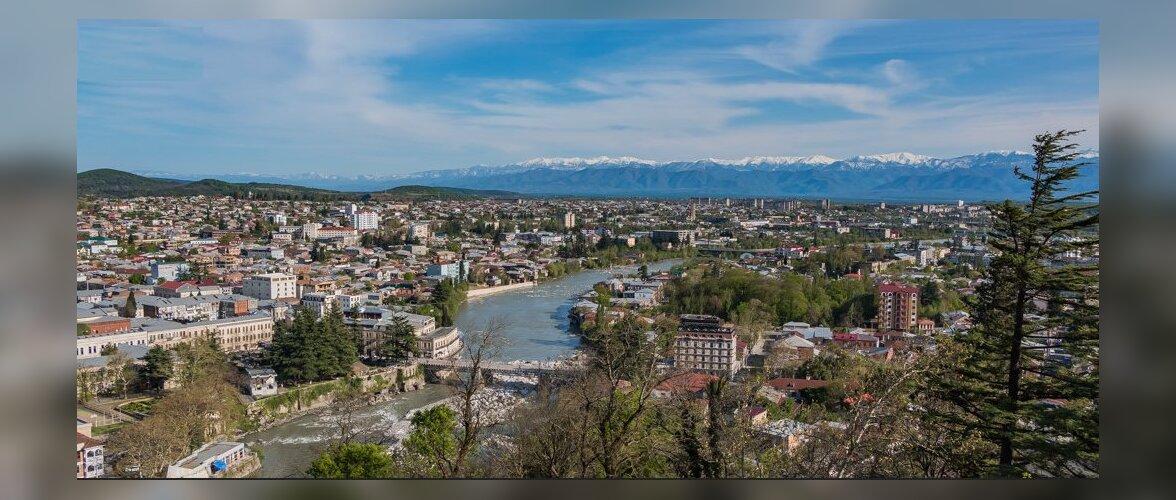 Откройте для себя весну в Грузии: билеты из Риги в Кутаиси туда-обратно от 75 евро