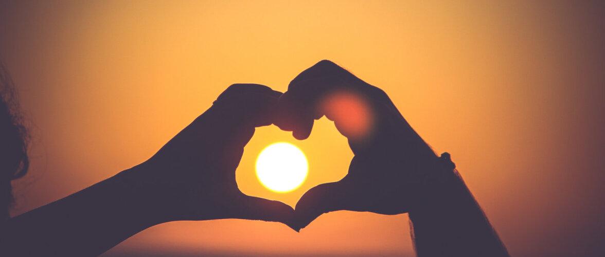 Astume 7 sammu tugevama südame poole