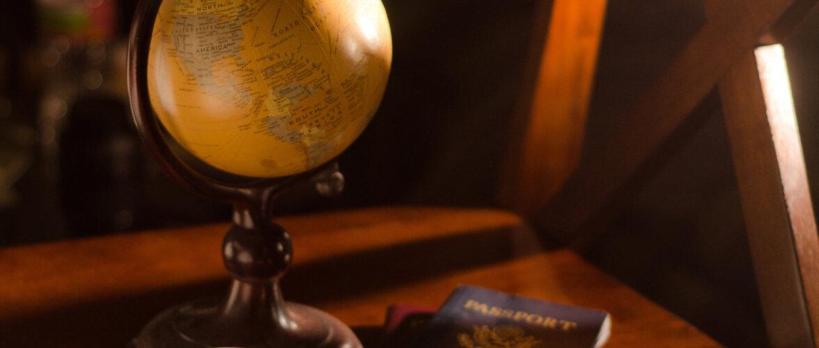 Географический тест: Что здесь лишнее?