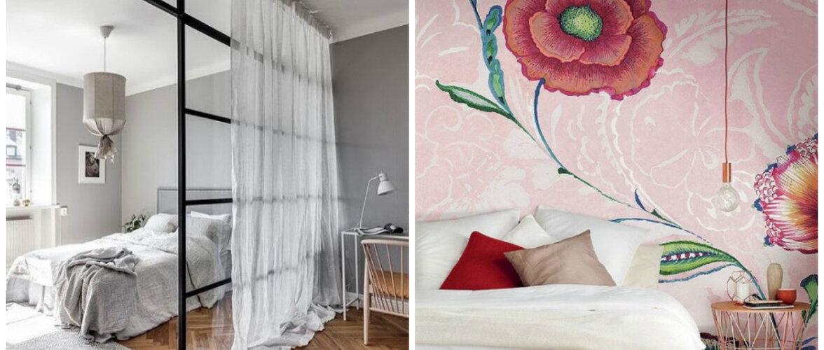 Kui soovid lahedat magamistuba, siis vaata lahedaid ideid!