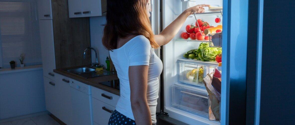 Uued külmikud tarbivad vanadega võrreldes mitu korda vähem energiat.