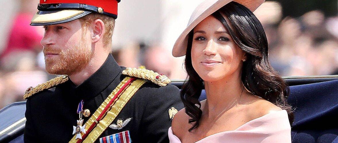 Piiri peal ja närviline: Kas Meghan Markle rikkus ametikohuseid täites kuninglikku etiketti?