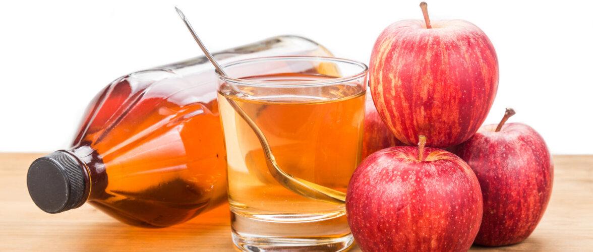 10 NIPPI   Õunaäädikast on kasu nii köögis kui mujalgi majapidamises