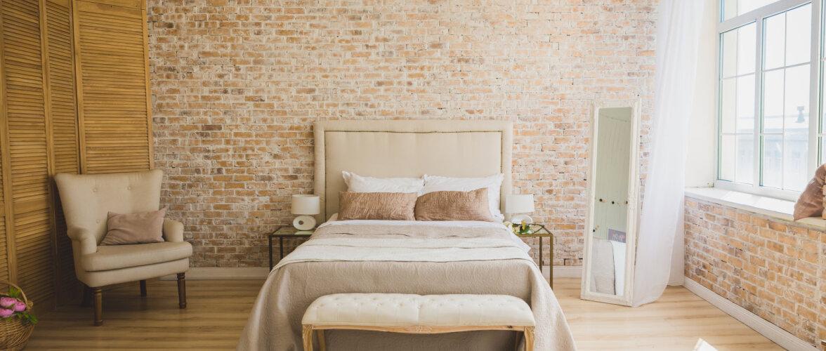 FOTOD: Maalähedased magamistoad, mis on tulvil rahu ja hubasust