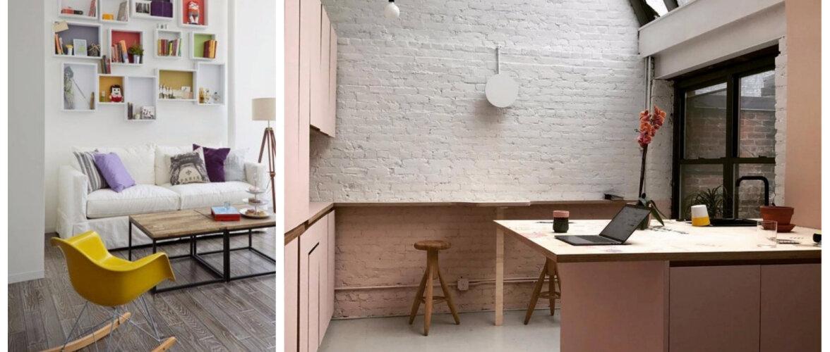 Viis tõeliselt innovaatilist kontorit, mis meenutavad pigem kodu