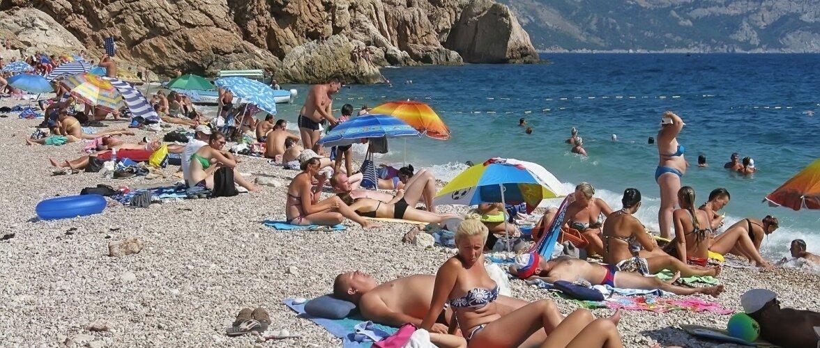 Odessa elanikud saavad peagi lihtsamalt ka kaugematesse randadesse sõita kui kodulinna oma.