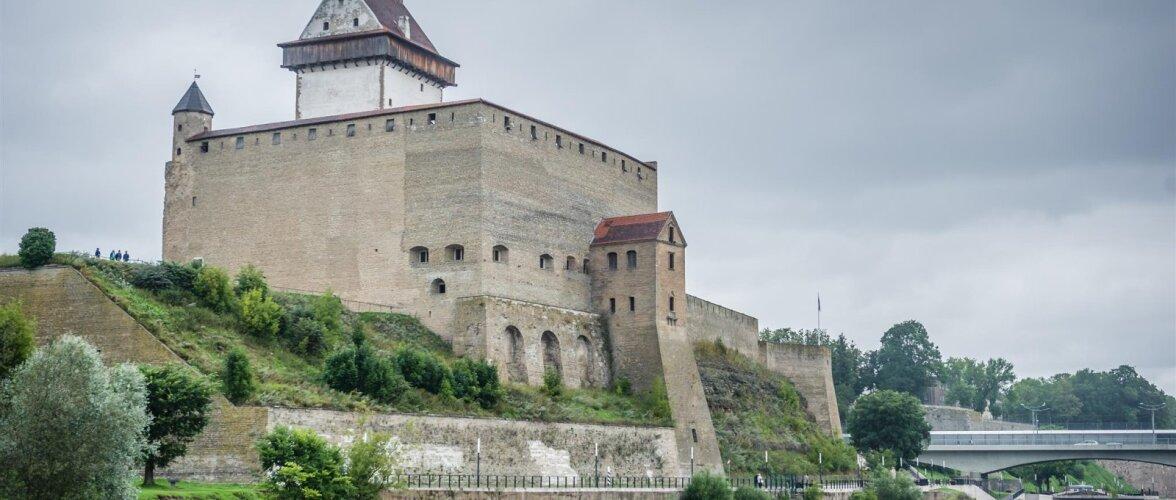 EESTI 100 AARET | Narva linnus ja Ivangorodi kindlus – vastamisi nagu kaks vägilasest sõjameest