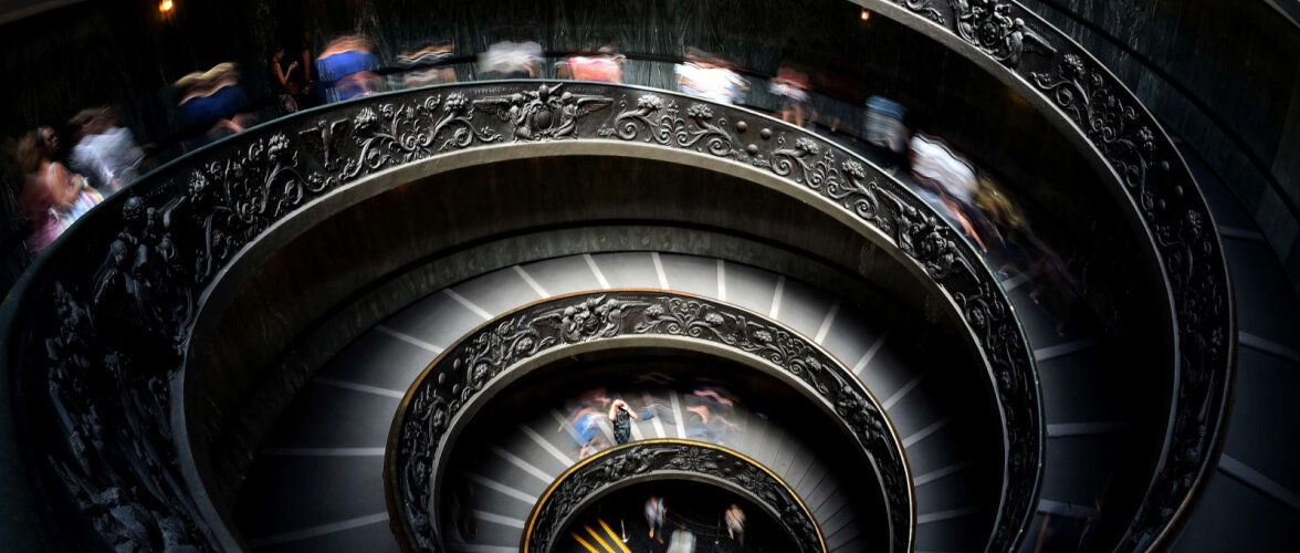 Туристам на заметку: музеи Ватикана теперь можно посетить и после захода солнца