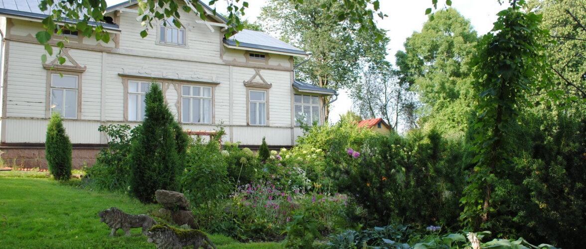 PALJU ÕNNE, SOOME SÕBRAD!   Kaunis ja inspireeriv villa Aaltonen