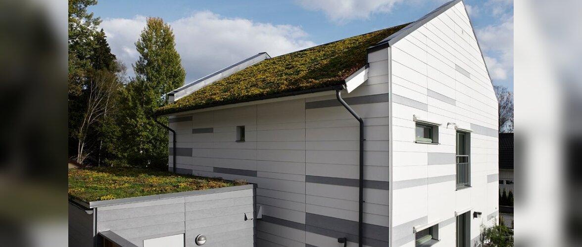 """FOTOD: Nullenergiaga kodu, mis võimaldab """"tasuta"""" elamist"""