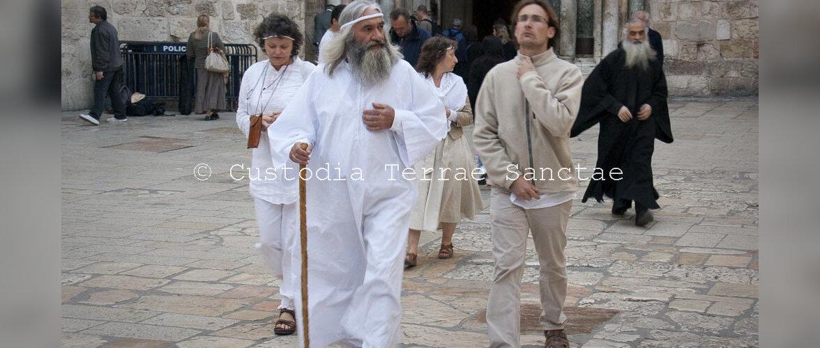 Что такое иерусалимский синдром, или Зачем турист возомнил себя Иисусом и пошел бродить по пустыне