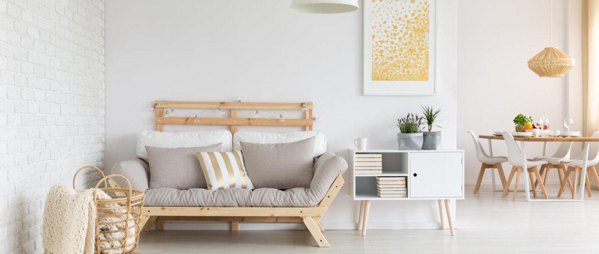 SISEKUJUNDUS   Skandinaavia stiili iseloomustab särav minimalism