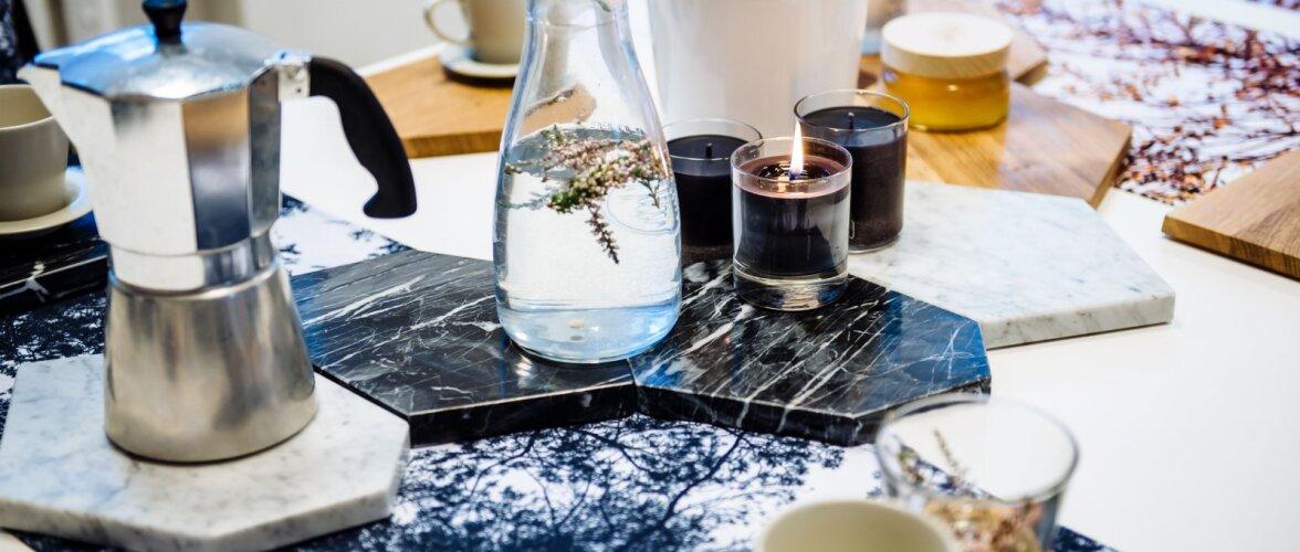 Nopime kööki Eesti disaini — kaheksa ideed!