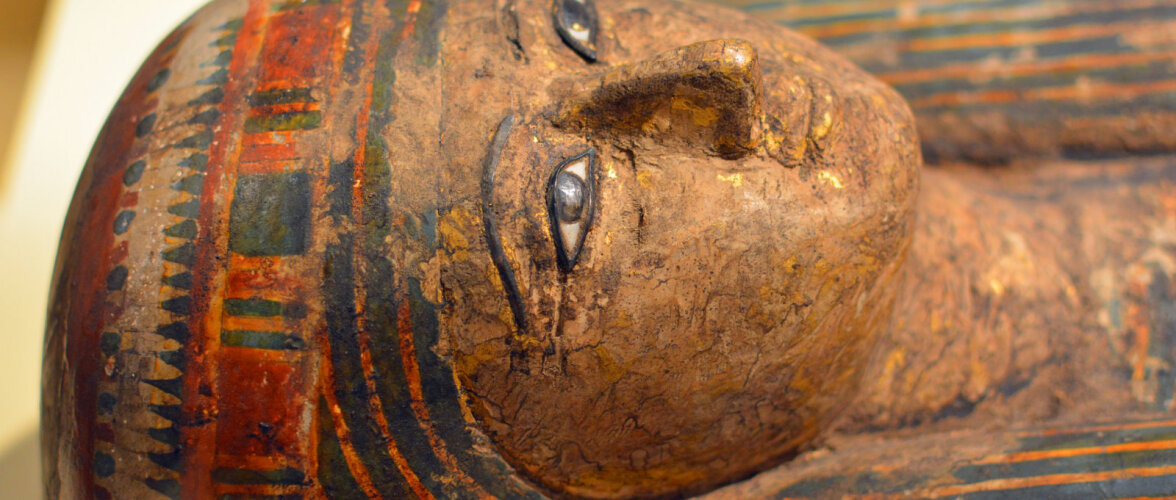Ученые прочли скрытые письмена на древних мумиях