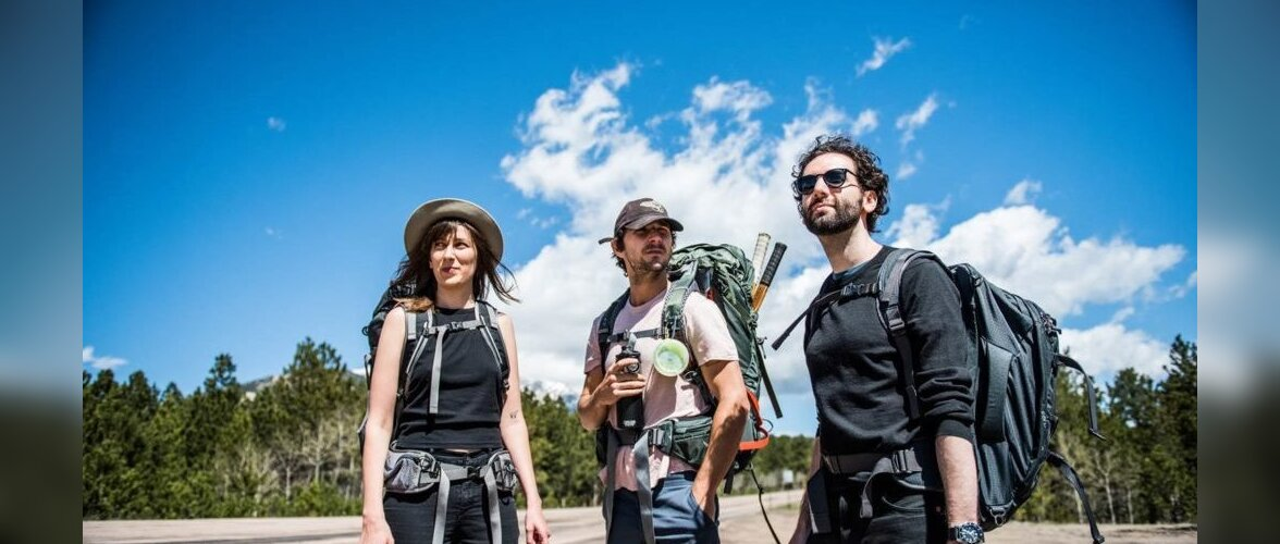 Художники из США устроили необычную акцию-путешествие