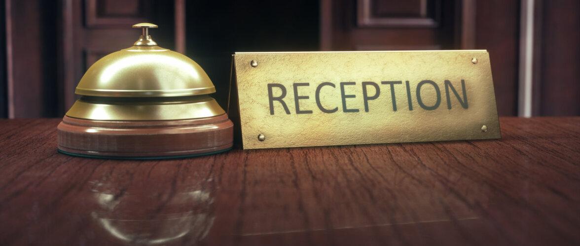 <div>Töö hotellis: iga päev on ettevalmistus järgmiseks karjääriastmeks ja edasi võib liikuda väga kiiresti!</div>