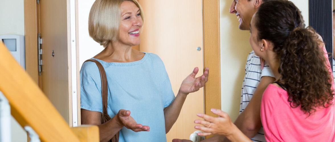 Nädalavahetuse kohtumine ämma ja aiaga — 5 märki, mis näitavad, et sa meeldid oma kaasa vanematele