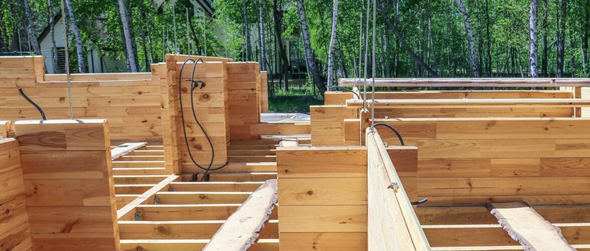 Kuidas on omavahel seotud puit ja stress? Puidu kasutamine korrushoonetes peaks märgatavalt suurenema