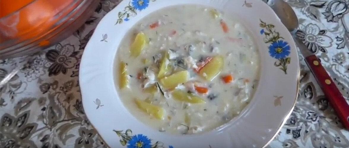 ARVO KOKAKOOL | Vladislav Koržetsi kalasupp piimaga