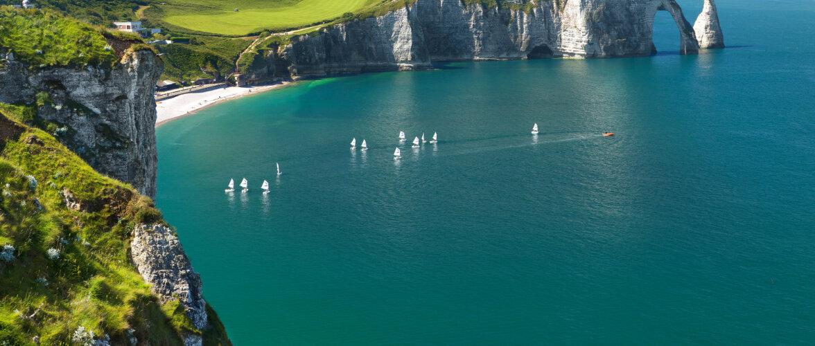 Miks on just Normandia rannik nii ihaldatud puhkekoht