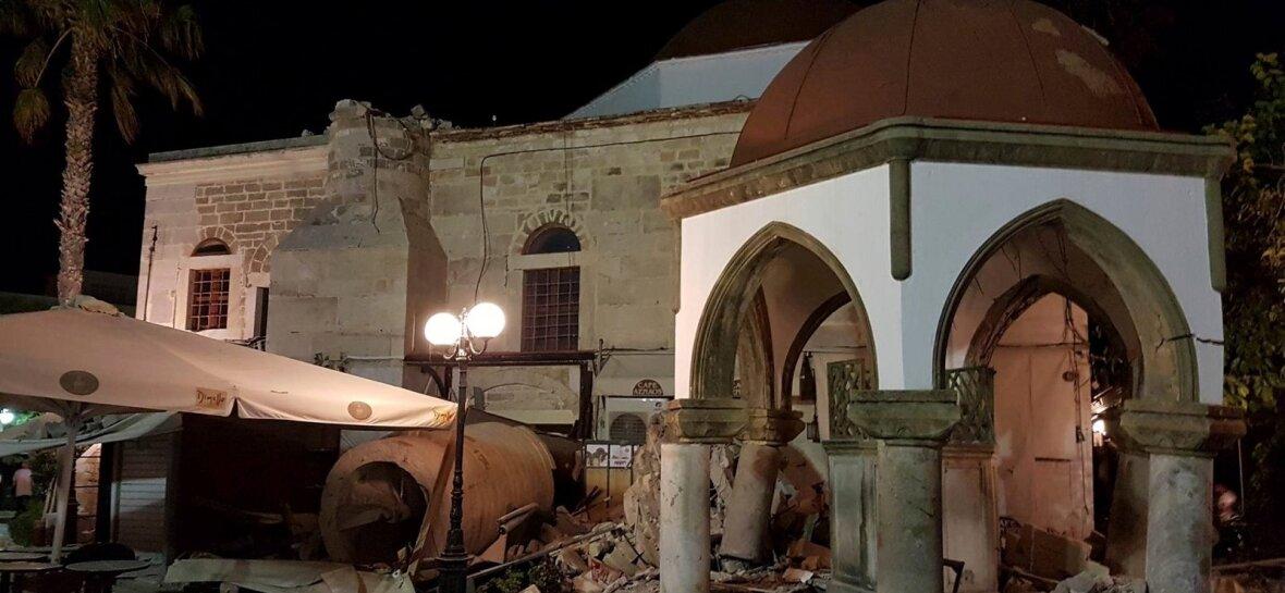 Maavärin Kreeka ja Türgi kuurortites