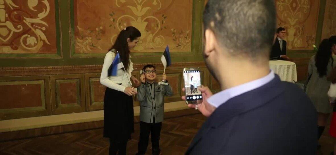 DELFI VIDEO: Värsked Eesti kodanikud: Eesti kodakondsus tähendab mulle palju, ma olen nüüd täisväärtuslik inimene
