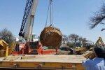 Argentinas kaevati välja võimas 30-tonnine meteoriit