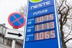 Kütuse hind 17.01.2017