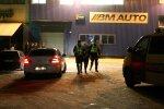 DELFI FOTOD: Politsei korraldas eile ööklubis reidi - enam kui 20 alkoholi tarvitanud last saadeti koju magama