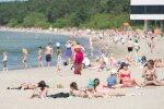 Pirita rand pühapäev 6 juuli 2014