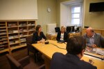 Kersti Kaljulaid Reformierakonna fraktsioonis