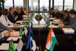 Eesti ja India välisministeeriumi vahelised poliitilised konsultatsioonid