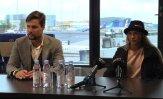 Video: Kelly Sildaru pressikonverents lennujaamas