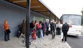 Ootamatus Tartu bussijaamas