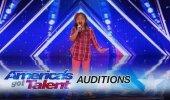 VIDEO: 9-aastane lauljatar hämmastab Ameerika talendisaate publikut oma võimsa häälega