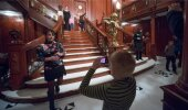 Titanicu näitus Lennusadamas