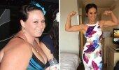 Kaalulangus enne ja pärast