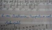 """PÄEVA PÄRL: Armas apsakas! Vaata, kuidas lapsed kirjutavad """"Kuupaistesonaat"""""""
