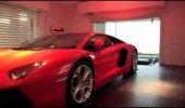 VIDEO: Kuidas rikkurid pargivad Lamborghinit korterites