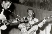 Suri Elvis Presley kitarrist Scotty Moore