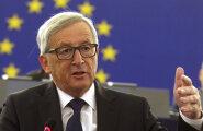 Junckeri investeerimisplaan rahastab eemale triivivat Suurbritanniat