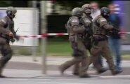 BLOGI: Saksamaal Müncheni ostukeskuses toimus tulistamine, kümme inimest hukkus