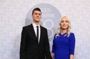 Vehkleja Sten Priinits ja pr Mari-Liis Hallik