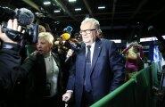 OTSEBLOGI: Edgar Savisaar valiti 541 häälega tagasi Keskerakonna juhiks, Kadri Simsonit toetas 486 delegaati