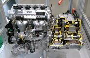 Volvo ja Toyota on võtnud sihiks loobuda diiselmootoritest