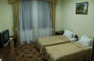 FOTOD: Katkise lennuki pärast öö Kiievis veetma pidav eestlanna: hotell on tagasihoidlik, kuid kulud kompenseeriti