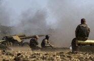 SÕDURI ÜLEVAADE: Ukraina konflikt praktikas - positsioonisõda sektoris M